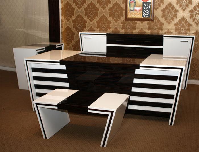 Tac Makam Masa Takimi Modeli Yilmaz Ofis Mobilyalari